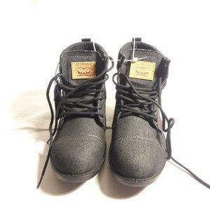 Levi's Men's Artesia Denim UL Boot Size 9
